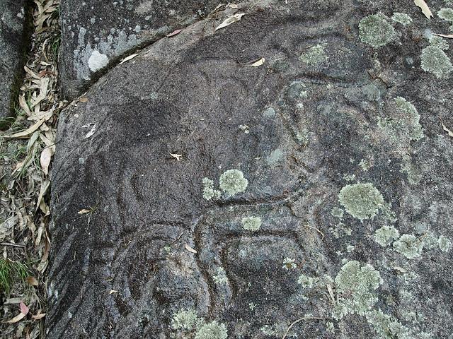 Pedra da Boullosa - Fragas - Campo Lameiro