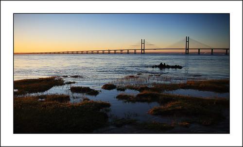 bridge wales river severn secondseverncrossing