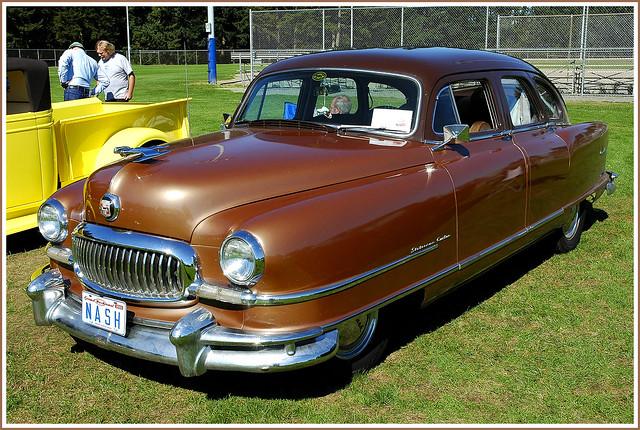 1951 Nash Statesman Custom