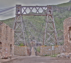 Puente de Ojuela (hdr)