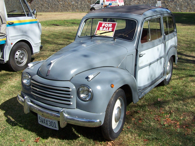Topolino for sale