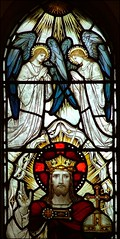 Angels with the Risen Christ