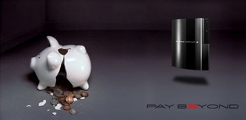 PS3 - Pay B3yond | by dcdomain