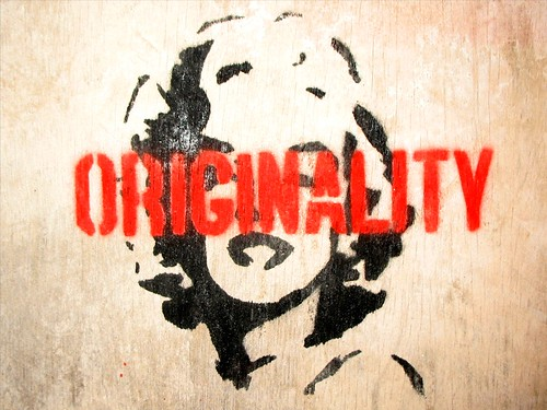Originality Stencil | by villageidiots