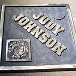 Judy Johnson plaque