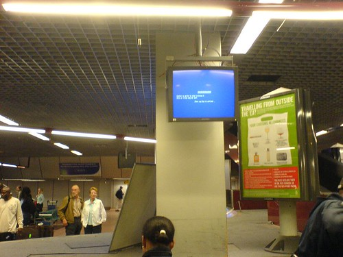 BSOD at Heathrow Airport | by JaviC