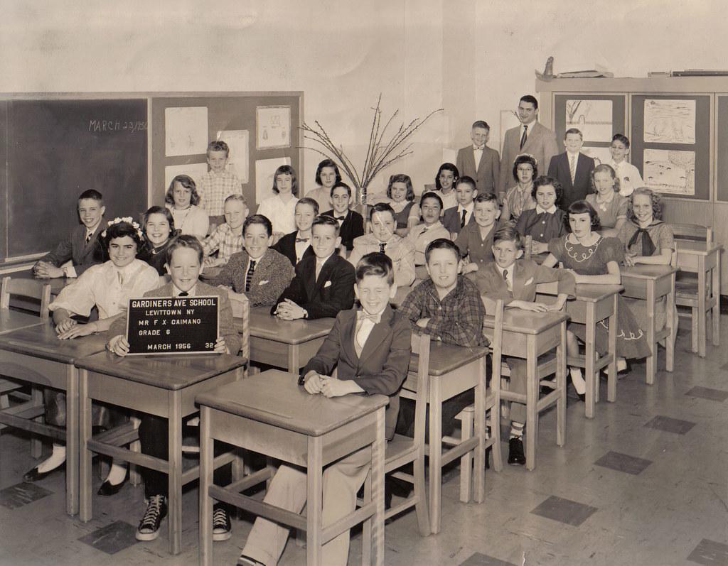 Mom 6th grade | Levittown, NY | Matt Hays | Flickr