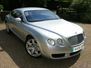 2006 Bentley Continental GT Mulliner | by TheCarSpy