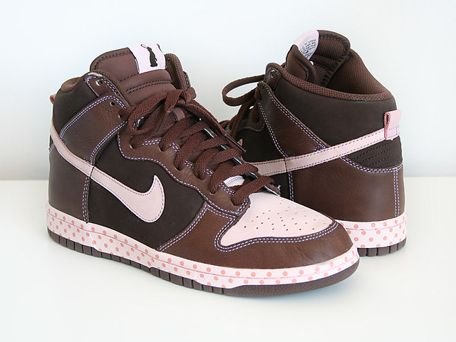 big sale 8321d 86bbb Nike Dunk High Chocolate Easter Bunny | Kristian Ekfors | Flickr