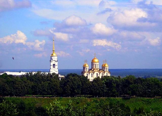 Vladimir - Gold Church