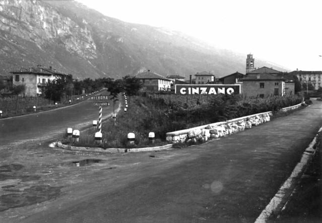 Calliano, anni Cinquanta