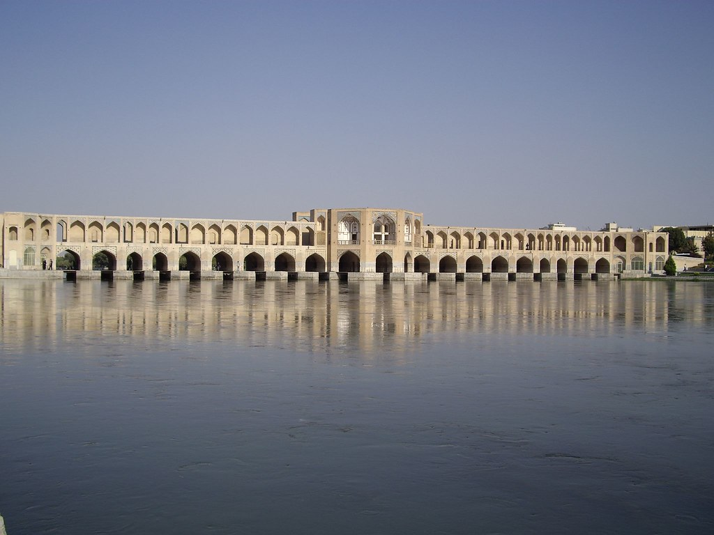 Isfahan - Khaju Bridge [1]