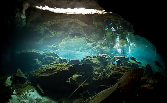 Kukulkan Cenote, Mexico