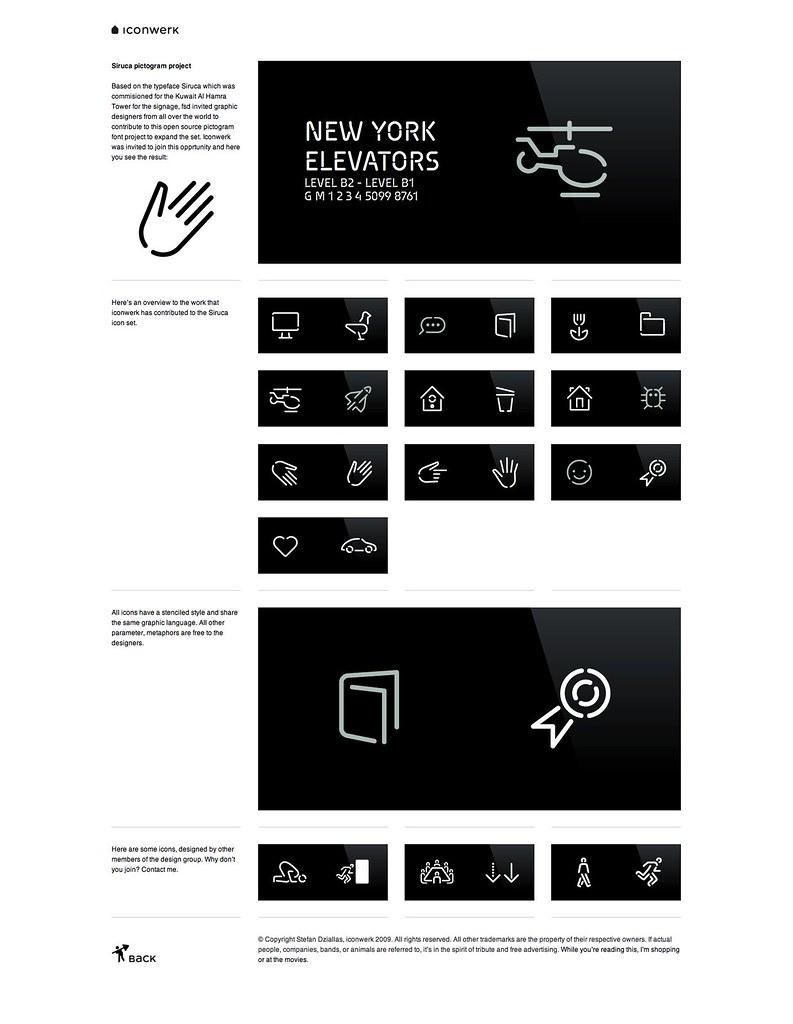 iconwerk, custom icon design + pictogram design    www iconw…   Flickr