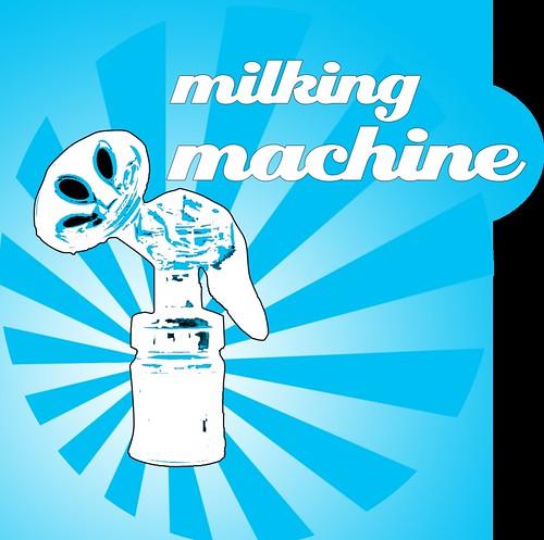 milking machine | by cranky pixels