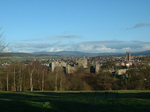 Ludlow Castle (31/12/2004)