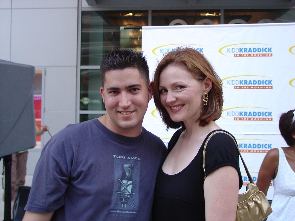Me and Kellie Rasberry! | myunison | Flickr
