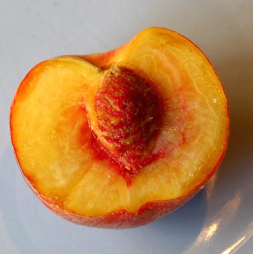 peach half | by Muffet