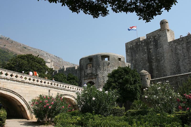 Dubrovnik - Porta Pile