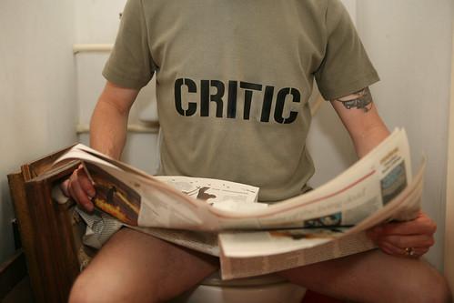 Critic | by Banalities