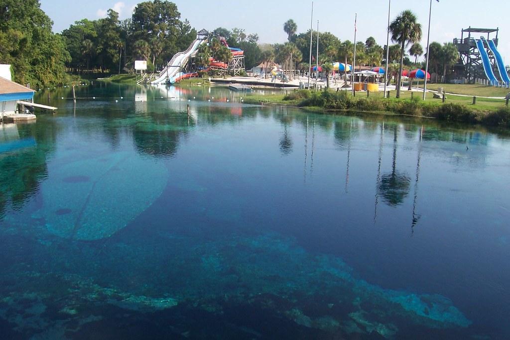 Weeki Wachee Springs date ideas Tampa