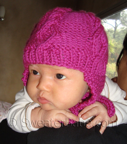 Cashmerino_Baby_Hat_500 | by SweaterBabe