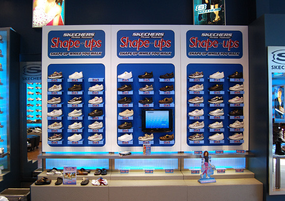 skechers shape ups outlet store