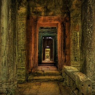 The Secret Passageway to the Treasure | by Trey Ratcliff