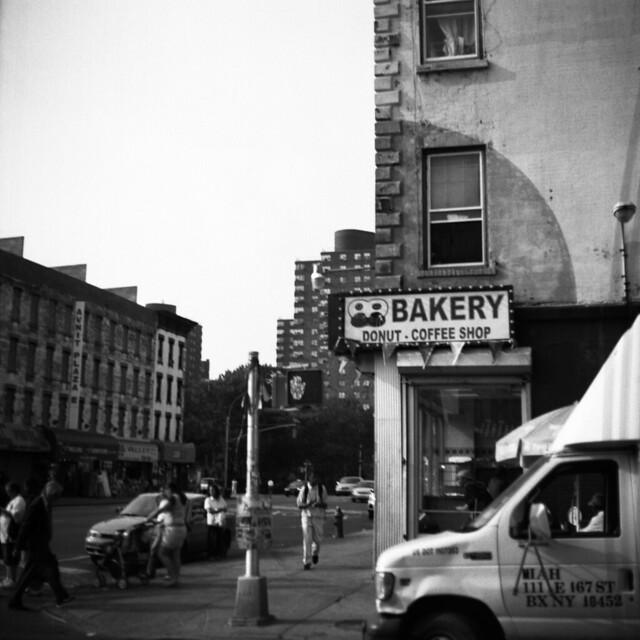 quarter round bakery corner