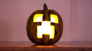 Minecraft Halloween: Creeper | by CGP Grey