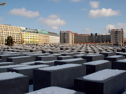 Holocaust Memorial, Berlin (13/03/2006)