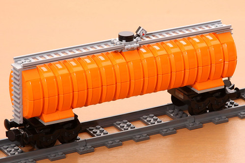 lego train 100 ton oil tank