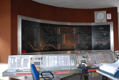 Movimento merci / Freight trains control room | by Luigi Rosa