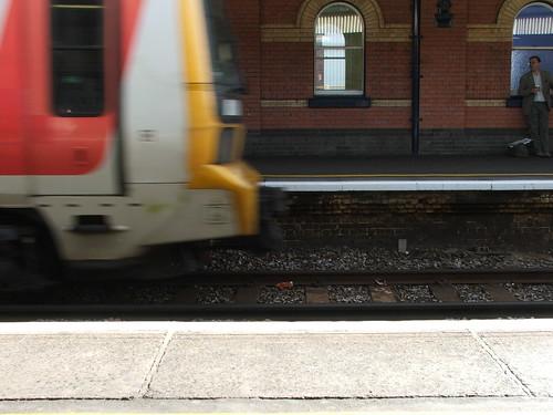 #trains