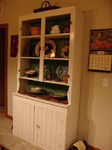 Country Cupboard | by A Storybook Life