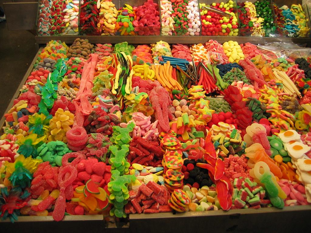 Gummy Candy Store Hellebelle Flickr