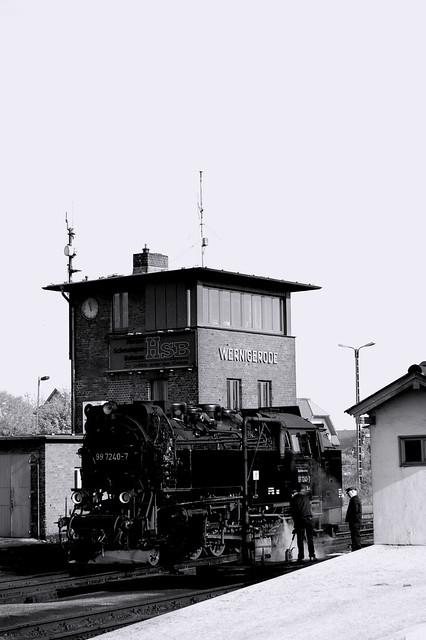 Estação de Vernigerode - Alemanha