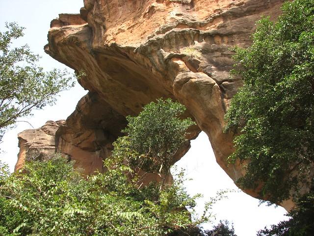L'arche de Kamandjan, de plus en plus près