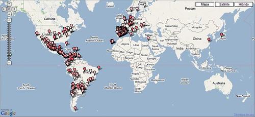 Mapa visitas pdatungsteno.com