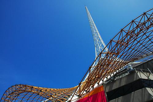 Victoria Arts Centre by visualdensity