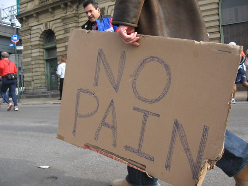 No Pain, No Gain | by carlos.a.martinez