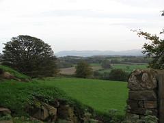 View toward Edinburgh