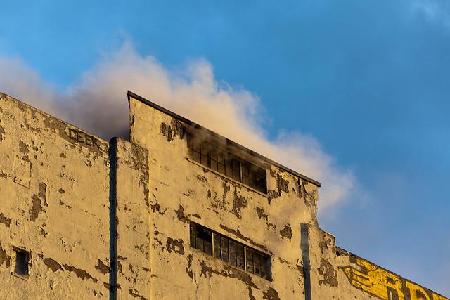 Fire at the Central Warehouse - Albany, NY - 10, Oct - 09.jpg