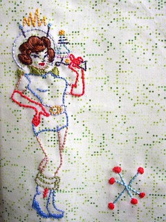 Embroidered Space Girl | by average_jane_crafter