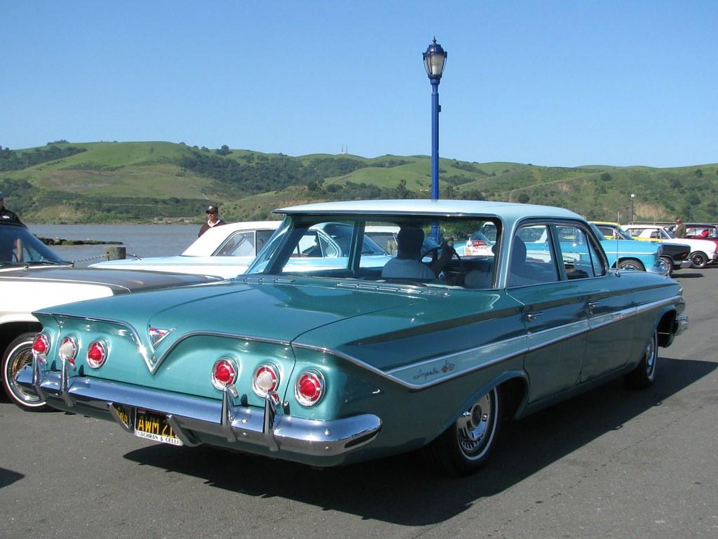 Kelebihan Chevrolet Impala 1961 Top Model Tahun Ini