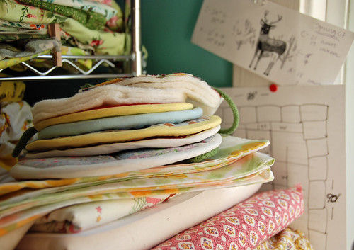 studio pile | by SouleMama
