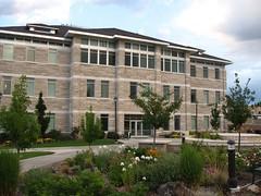 Spori Building, BYU-Idaho, Rexburg, Idaho | by Ken Lund