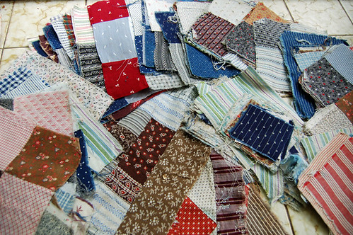quilt pieces | by SouleMama