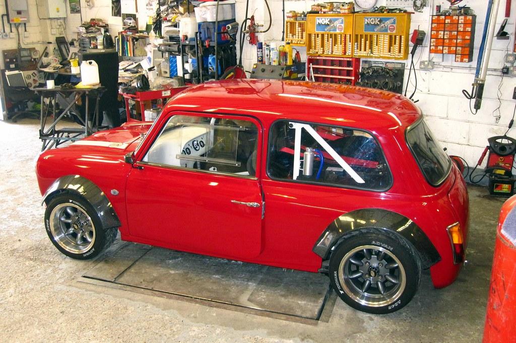 R1 Powered Car