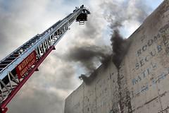 Fire at the Central Warehouse - Albany, NY - 10, Oct - 04.jpg by sebastien.barre